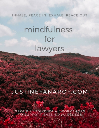 mindfulness lawyers houston texas group individual workshops support ease awareness stress relief peace inhale exhale mindful lawyer texas ABA wellness pledge